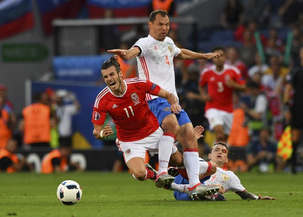 روسیه 0 - ولز 2 + تصاویر