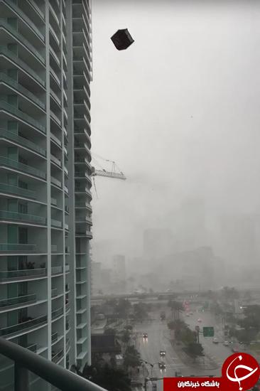 باران اثاث! + تصاویر