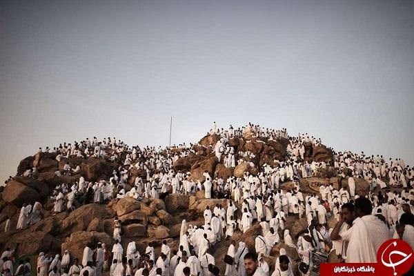 سفر مجازي به صحرای عرفات + تصاویر