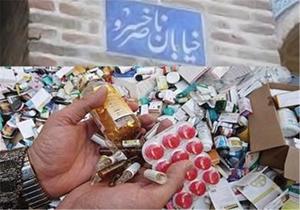 طرح پاکسازی خیابان ناصر خسرو از داروهای قاچاق از شنبه اجرایی می شود
