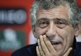 سانتوس:شانس هر دو تیم 50 درصد است/ پرتغال فقط رونالدو نیست