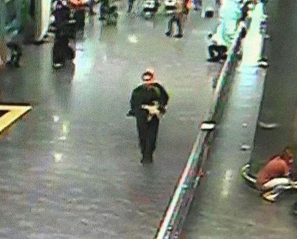 انتشار تصاویر تروریستهای انتحاری فرودگاه ترکیه لحظاتی پیش از وقوع انفجارها