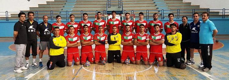 برتری هندبال ایران برابر الترجی تونس