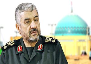 فرمانده کل سپاه انتصاب سرلشکر فیروزآبادی را تبریک گفت