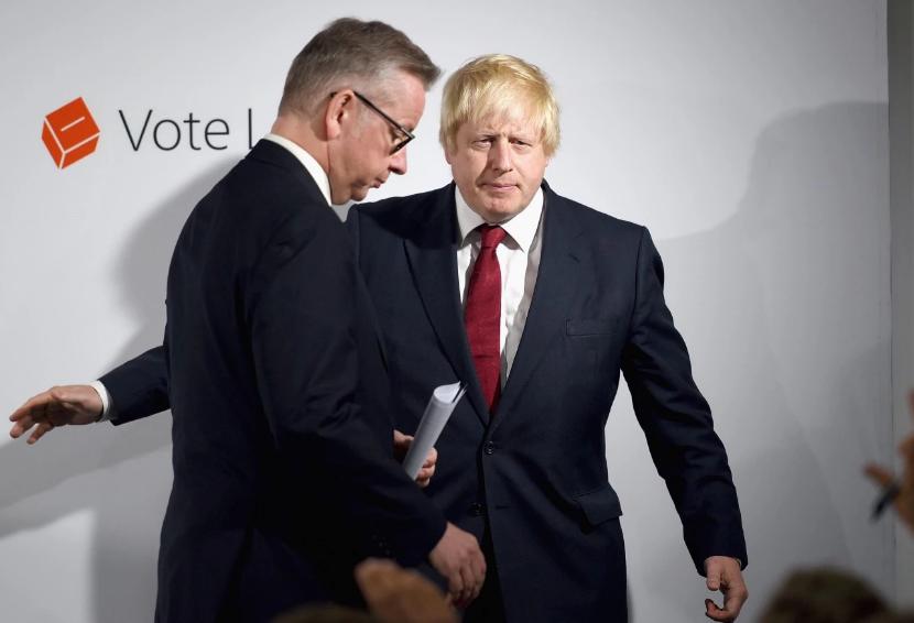 کلاف سردرگمی به نام برکسیت/انصراف بوریس جانسون از نامزدی در انتخابات نخستوزیری انگلیس