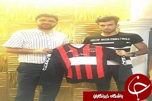 قدیمی پور به تیم فوتبال مشهد پیوست