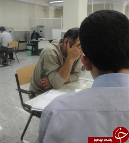آزار و اذییت زن جوان در بیابانهای جنوب تهران/متهم سابقهدار دستگیر شد+تصاویر