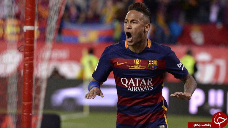 نیمار تمدید قرارداد با تیم بارسلونا را تایید کرد