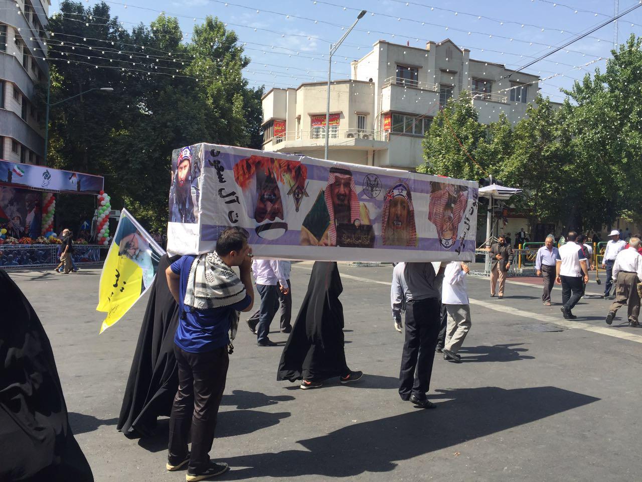 از حضور وزیر خارجه سعودی در راهپیمایی روز قدس تا گوشمالی داعشیها به دست سلیمانی