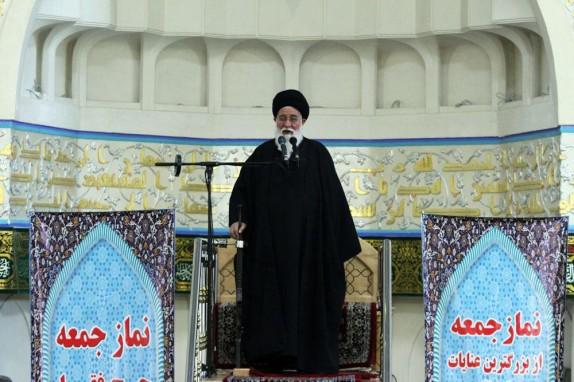 نماینده ولی فقیه درخراسان رضوی و امام جمعه مشهد: