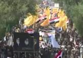 باشگاه خبرنگاران -راهپیمایی روز جهانی قدس در بغداد + فیلم