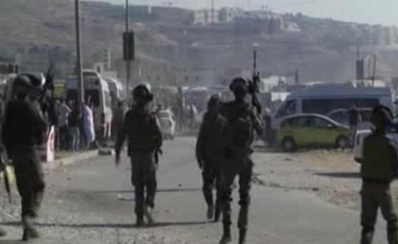باشگاه خبرنگاران -حمله صهیونیستها به نمازگزاران فلسطینی در روز قدس + فیلم