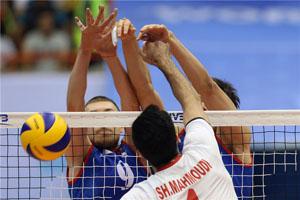 ایران یک - صربستان 2 / شاگردان لوزانو برنده ست سوم شدند