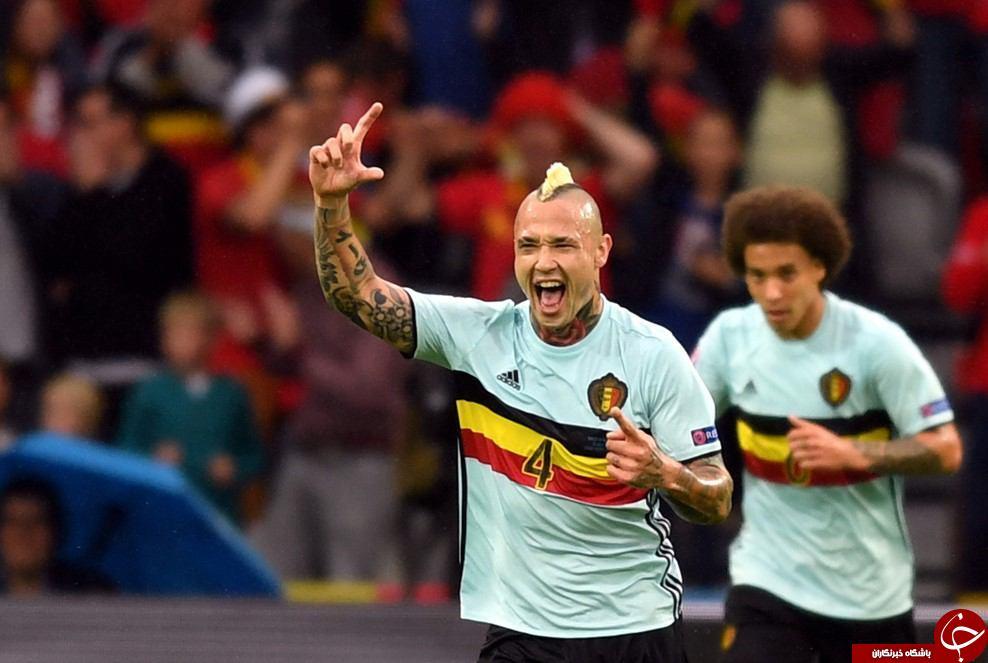 ولز 1 - بلژیک 1+گزارش تصویری