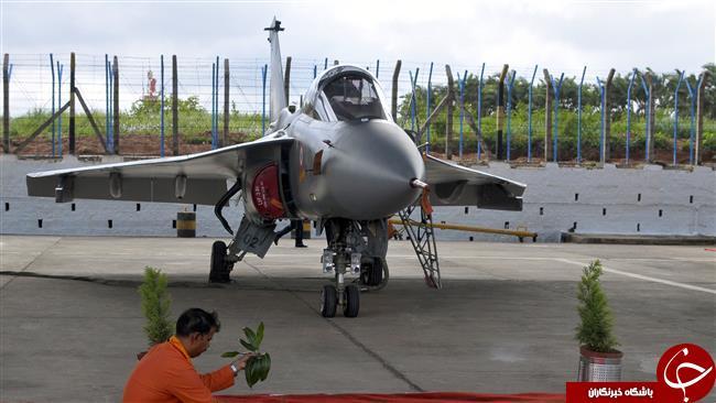 بهره برداری از جنگنده جدید هند/ تجاس نگین درخشان دهلی+تصاویر