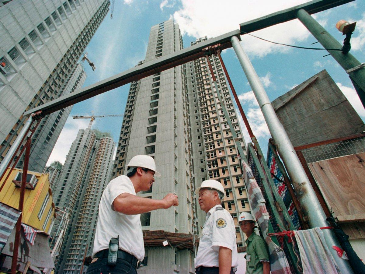 چین بزرگترین اَبَرشهر جهان را احداث می کند+ تصاویر