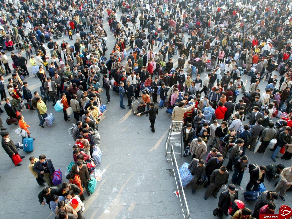 چین بزرگترین اَبَر شهر جهان را احداث می کند+ تصاویر