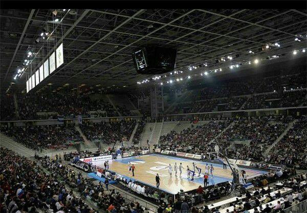 سالن مدرن پالا المپیکو، میزبان بازیهای تیم ملی بسکتبال ایران در ایتالیا