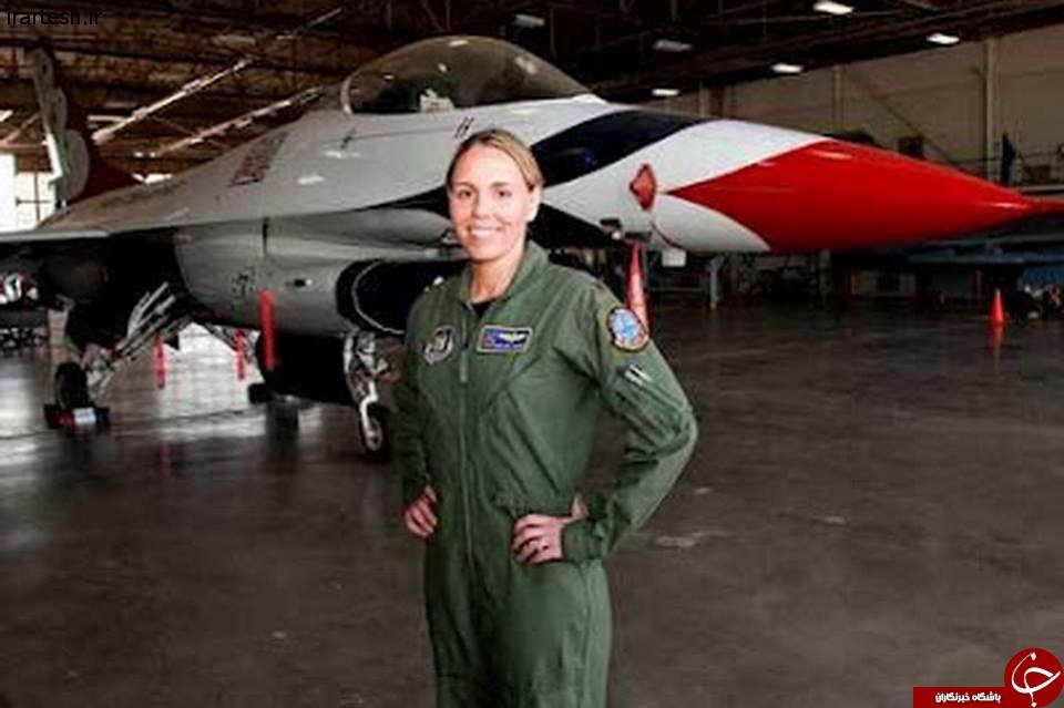 بانوان جنگجوی جهان با ابزاری به نام جنگنده/ زنانی که سلطه جنسیتی مردان در آسمان را تغییر دادند+ تصاویر