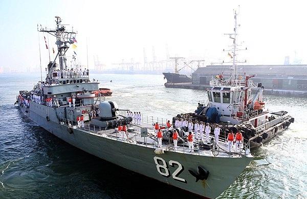 115 دزد دریایی در حمله به نفتکش ایرانی ناکام ماندند