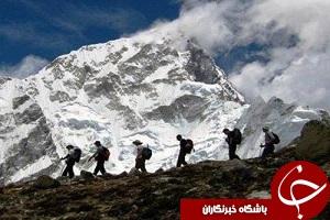 خطر خونریزی مغزی در کمین کوهنوردان آماتور / حادثه دره نوردی در دره کمجل مازندران