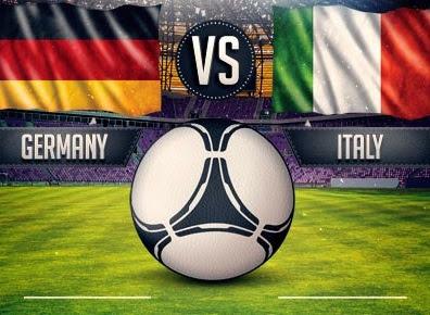 ترکیب تیم های آلمان و ایتالیا مشخص شد