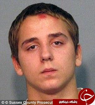 قاتل روانی پس از جنایت چشمانش را از حدقه درآورد+تصاویر