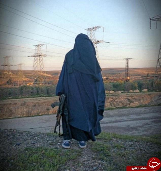 دلال ازدواج داعش شناسایی شد+ تصاویر