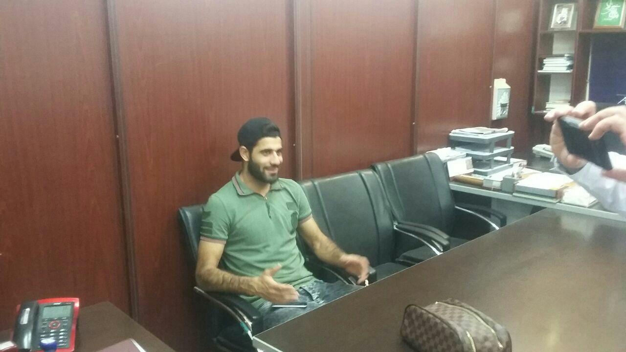 حضور بازیکنان استقلال در هیات فوتبال/آبی پوشان قراردادهایشان را ثبت می کنند