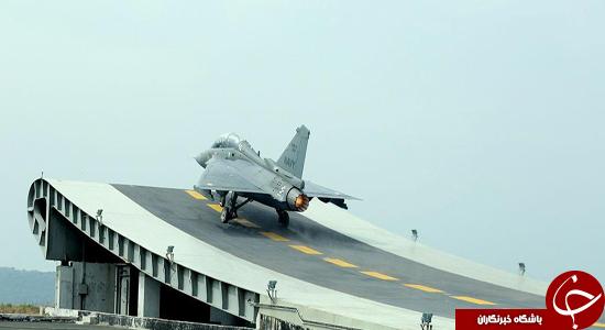 جنگنده تجاس؛ نگین درخشان دهلی در آسمان + تصاویر