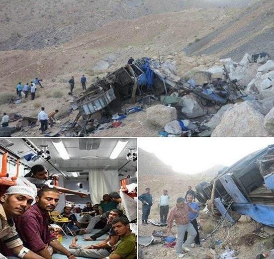 مقصران حادثه اتوبوس سربازان مشخص شدند؛ برخورد جدی چه زمانی محقق میشود؟
