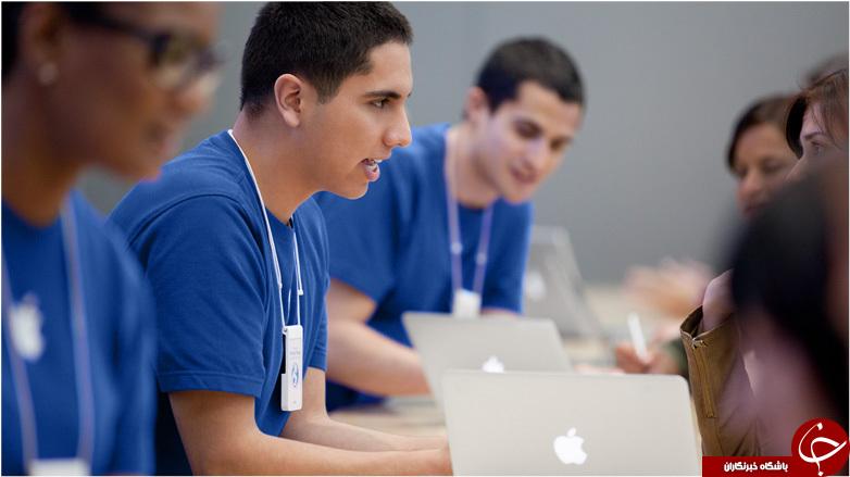 هشدارهای تیم پشتیبانی اپل قبل از فروش آیفون + آموزش