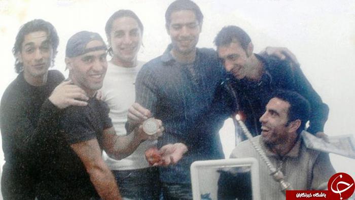 بازیکنان فوتبال ایران  چه لباس هایی می پوشیدند؟