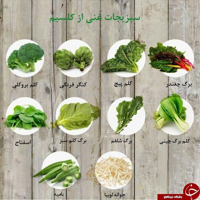 اگر لب به شیر نمی زنید این سبزیجات را جایگزین کنید+ عکس