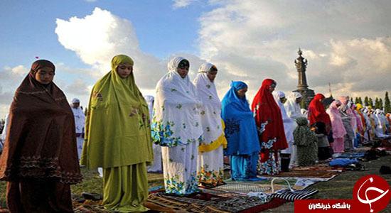 حلالیت قبل عید عید سعید فطر در افغانستان به روایت تصویر