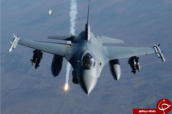 جنگنده های عراقی داعشی ها را اسیر خود کردند + فیلم