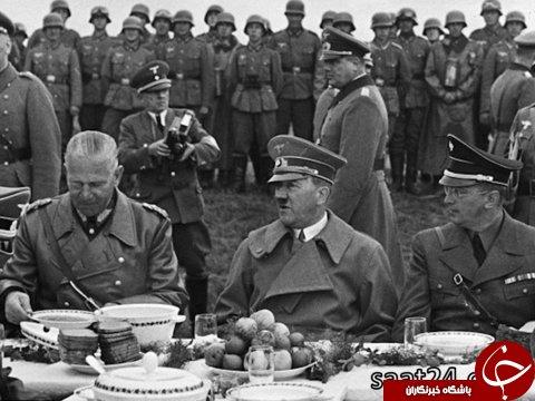 تصاویر/ غذاهای عجیب و غریب آقایان دیکتاتور!