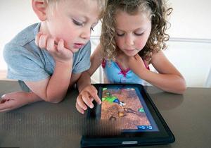 فنآوریهای هوشمند بلای جان کودکانتان است
