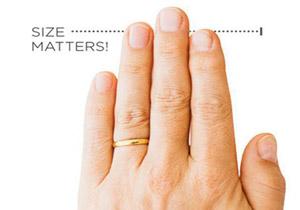 انگشتان دست روابط عاطفیتان را برملا میکنند!
