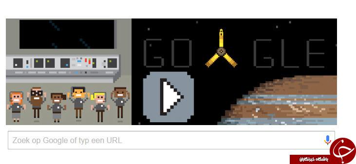 لوگوی گوگل تغییر کرد + عکس