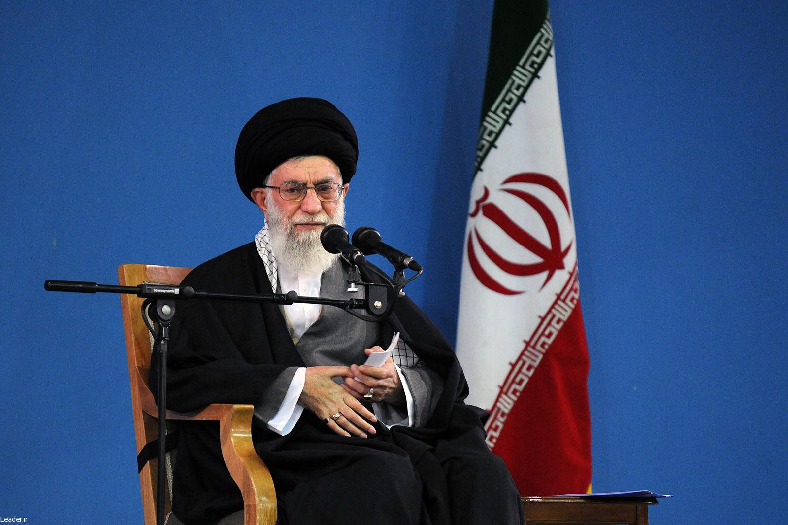 بیانات رهبر معظم انقلاب اسلامی در دیدار مسئولان و جمعی از قشرهای مختلف مردم + فیلم