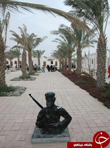 خانهای پر رمزو راز در 35 کیلومتری جنوب بوشهر + تصاویر