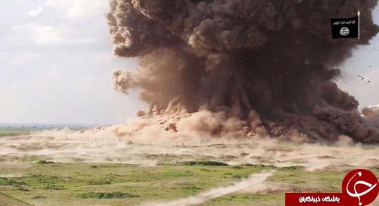 چرا داعش با آثار باستانی دشمنی میکند/ داعش در پی تاریخسازی است یا از بین بردن تاریخ + تصاویر