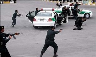 جزییات درگیری خونین پلیس با مهاجمان خشن/همکاری ریش سفیدان برای برقراری امنیت