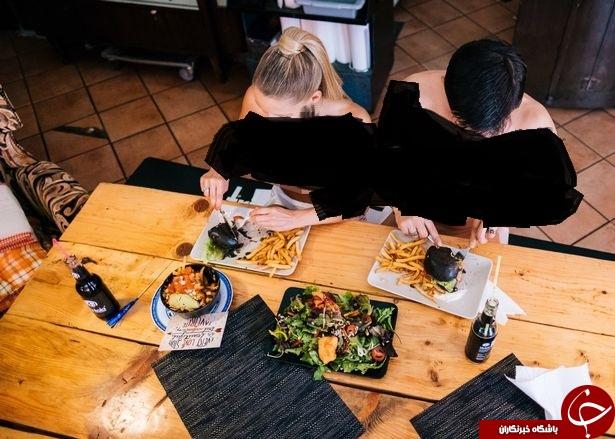 بیبند و باری کنید، غذای رایگان دریافت کنید!+تصاویر