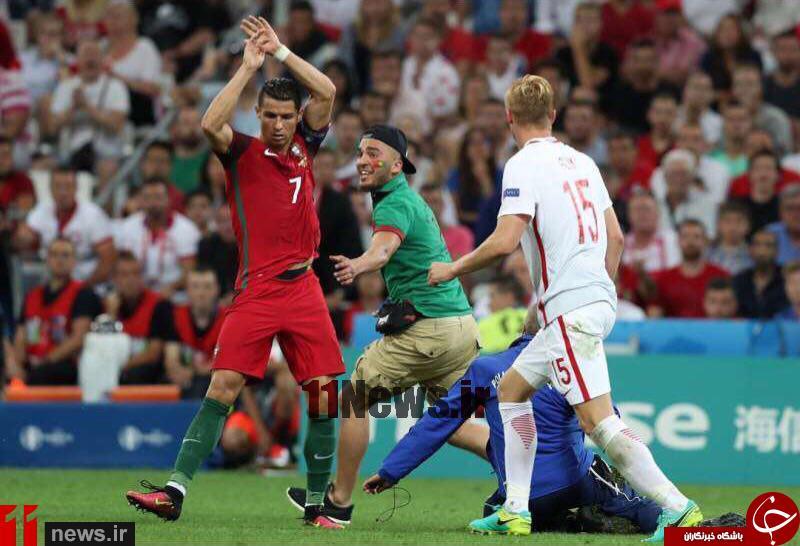 سرنوشت جیمی جامپ ایرانی که رونالدو را در آغوش گرفت+عکس