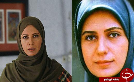 بازیگران معروف ایرانی از گذشته تا امروز + تصاویر