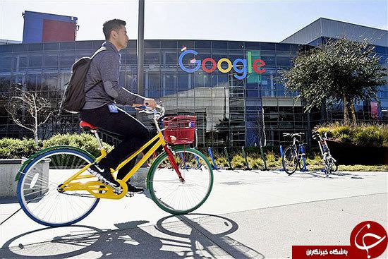 حمله به گوگل با بمب و سلاح!