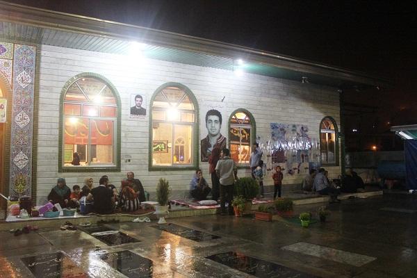 ترافیک، عامل اسکان 60 هزار مسافر در سوادکوه+ تصاویر
