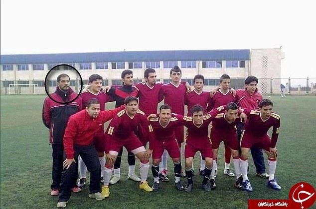 داعش اینبار سراغ فوتبالیستها رفت+تصاویر